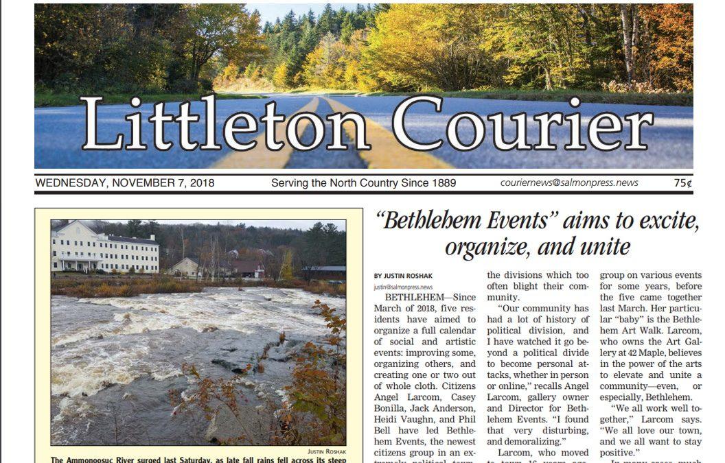 Littleton Courier Nov 2018