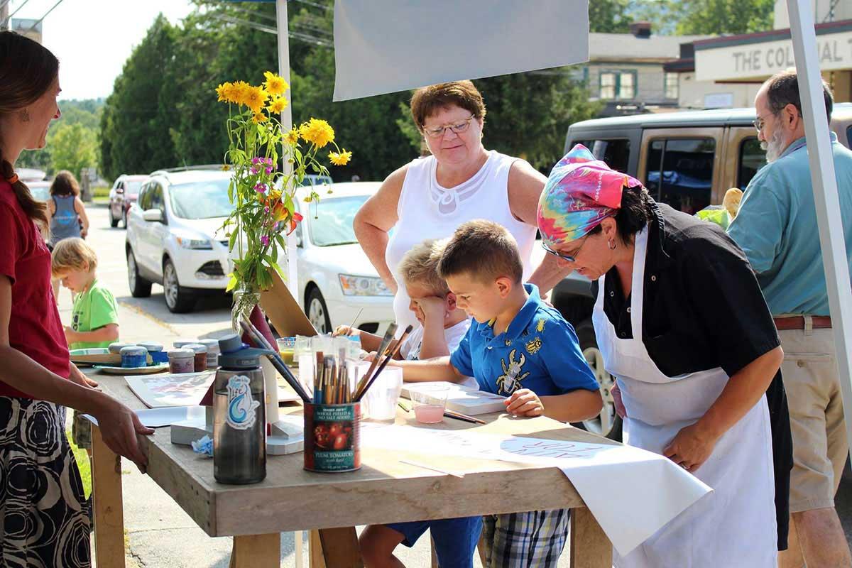 About Bethlehem Events Artwalk Activities