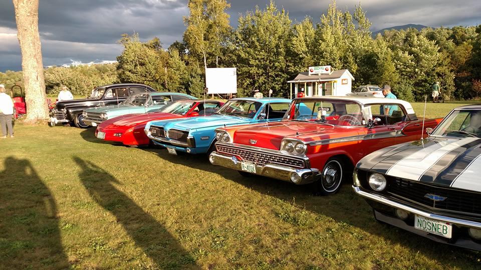 Cruise Night Classic Car Shows