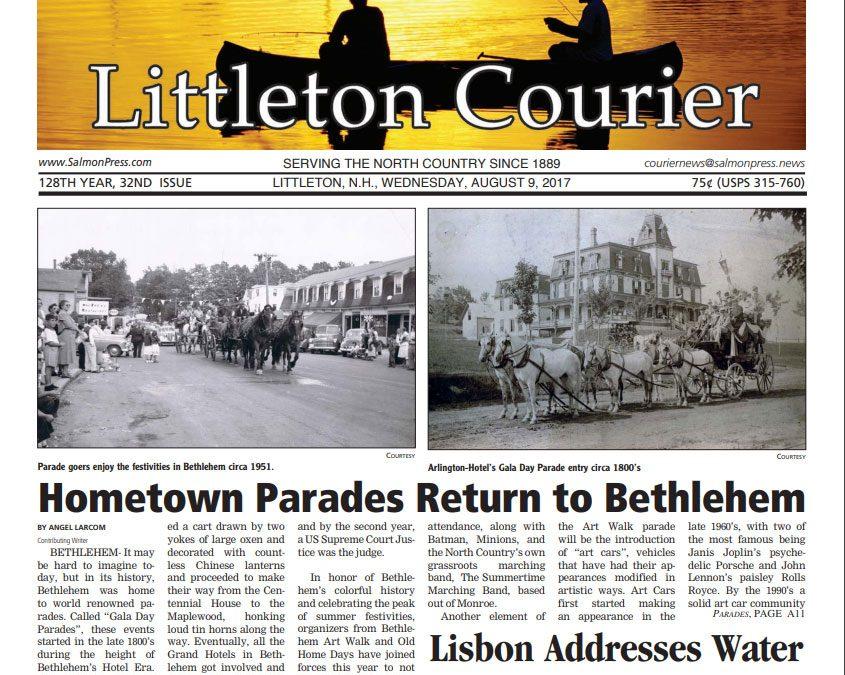 Hometown parades return to Bethlehem